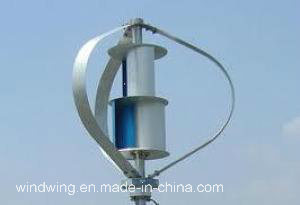 600W Maglev Wind Turbine Generator with Aluminum Alloy Blades (wkv-600W) pictures & photos