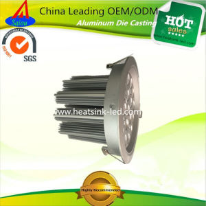 LED  Lighting Part Heat Sink with Cooperation Advanatges