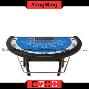 Blackjack Casino Poker Table (YM-BJ02-03) pictures & photos