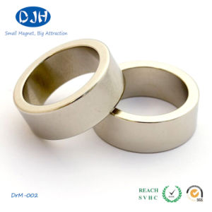 Strong Magnetic Material Ring Permanent Neodymium Magnet (DRM-001) pictures & photos