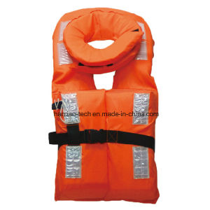 2015 Hot Sale Solas Approved Rescue Foam Life Jacket for Boat Working pictures & photos