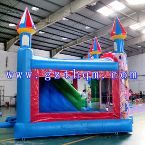 The Little Girl Child Inflatable Bouncer pictures & photos