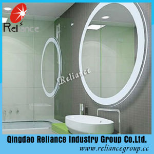 3.7mm Silver Mirror /Bathroom Mirror/ Double Coated Mirror / Green Paint Mirror pictures & photos