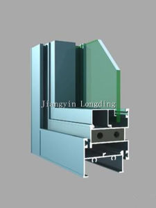 Well-Known Enterprise Quality Aluminum Windows and Doors Profiles pictures & photos