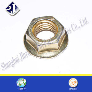 Ts16949 Hex Flange Nut for Automobile Grade 8 pictures & photos