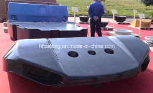 Iron Casting, Sand Casting, Forklift Counter Weight pictures & photos
