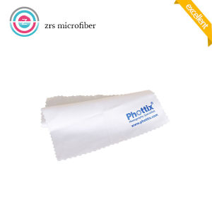Antibacterial Cheap Microfiber Cloth for Glasses pictures & photos
