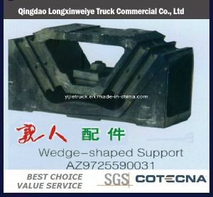 HOWO Truck Parts Shape Support pictures & photos
