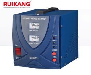 single Phase 2000va High Efficiency Generator AVR Automatic Voltage Regulator pictures & photos