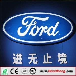 High Quality Exporting LED Car Brands Logo Names pictures & photos