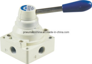 4hv Series Hand Rotary Valve From China Pneumission pictures & photos