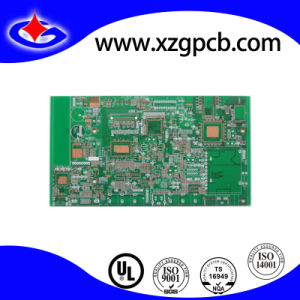 4 Layer Multilayer OSP PCB pictures & photos