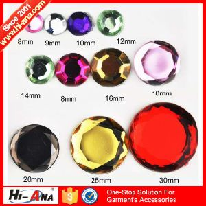 Your One-Stop Supplier Good Price Acrylic Rhinestone Sew on pictures & photos