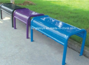 Park Bench, Picnic Table, Cast Iron Feet Wooden Bench, Park Furniture FT-Pb042 pictures & photos
