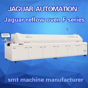 SMD/SMT Lead Free Reflow Oven Soldering Machine with High Volumn (F8/10/12-N) pictures & photos