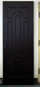 Durable Affordable Wood PVC U MDF Door Easy to Clean pictures & photos