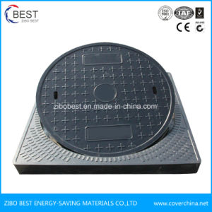 En124 Hot Sale SMC Composite Manhole Cover pictures & photos