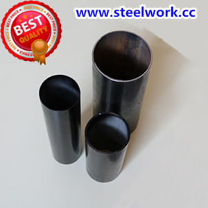 Professional Manufacturers ERW Welded Round Steel Pipe (T-01)