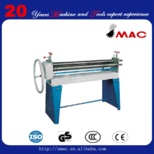 Hand Asymmetrical 3 Roller Bending Machine (W11 Series) pictures & photos