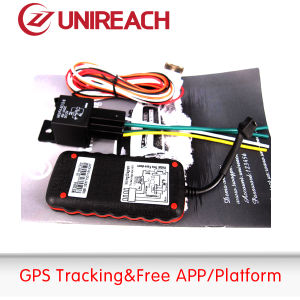 GPS GSM Tracking Remote Oil Cut/ Restore (MT08A)