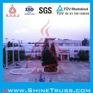Circular Truss, Aluminum Truss, Folding Truss for Large Truss System Project pictures & photos