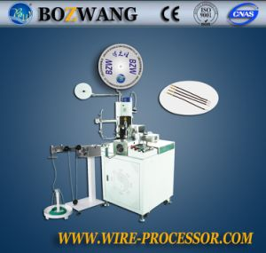 Full Automatic Single End Terminal Crimping Machine pictures & photos