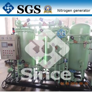 Psa Nitrogen Generator for Degasser System pictures & photos
