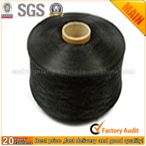 900d PP FDY Yarn Black Yarn pictures & photos