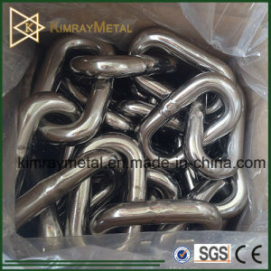 Welded 316 Stainless Steel Link Chain pictures & photos