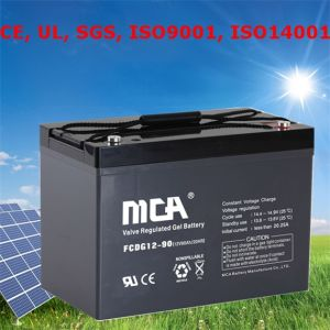 Battery AGM Storage Battery Backup Battery 2V 200ah pictures & photos