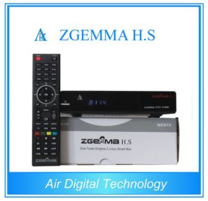 Full HD 1080P Enigma2 Linux OS DVB-S2 Satellite Receiver Zgemma H. S pictures & photos