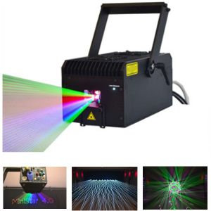 Mini 4000MW RGB Laser Light with 30k for Promotion pictures & photos