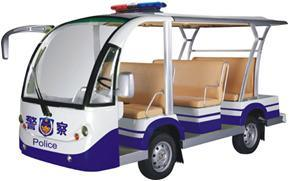 8 Seats Electric Car, Sightseeing Bus for Sale pictures & photos