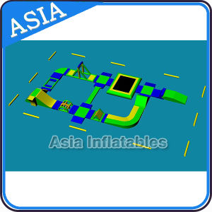 Inflatable Floating Water Park Giant Inflatable Aqua Fun Park for Kids and Adults pictures & photos