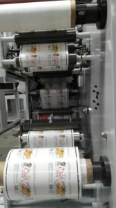 Flexo Label Printing Machine with One UV (RY-320-1C) pictures & photos