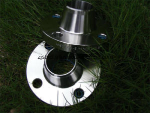 ANSI B16.5 Forged Steel Flange with Neck Welding pictures & photos