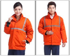 OEM Factory Customized Industrial Overall Safety Work Uniform pictures & photos