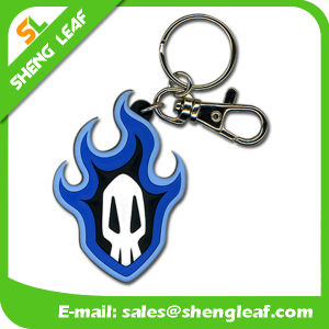 Custom 3D Specialty PVC Rubber Key Chains (SLF-KC028) pictures & photos