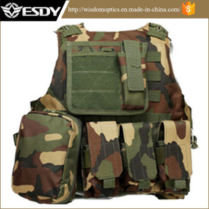 Tactical Assault Hunting & Shooting Vest for Military Use pictures & photos