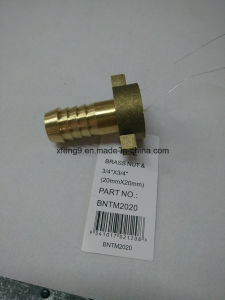 Dzr Brass Pipe Fitting pictures & photos