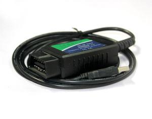 Elm 327 1.4 USB Scanner OBD2 / Obdii Car Diagnostic pictures & photos