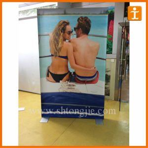Frameless LED Fabric Light Box (TJ-08) pictures & photos