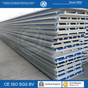 950mm Span EPS Sandwich Panel Prices pictures & photos