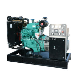 50kw 62.5kVA Fujian Diesel Generator with Cummins 4BTA3.9-G2 pictures & photos