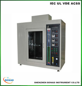 IEC60695 UL94 Horizontal and Vertical Burning Test Chamber pictures & photos