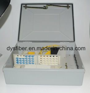 FTTH-012 48f Waterproof FTTH Distribution Box Loaded with PLC Splitter pictures & photos