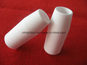 95% Al2O3 Alumina Ceramic Welding Nozzle pictures & photos