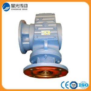 K Series Helical Gearbox Flange Mounted Gear Reducer Geared Motor pictures & photos