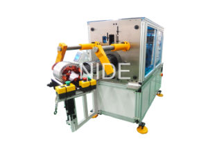 Horizontal Type Auto Motor Stator Coil Insertion Inserter Machine pictures & photos