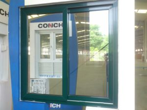 Conch 88 Vinyl Sliding Window pictures & photos